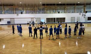 Ιωνικός: Το μπάσκετ επιστρέφει στη Νίκαια, αγιασμός και προπόνηση
