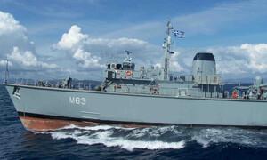Σύγκρουση πλοίων – Πειραιάς: Ποιο είναι το ναρκοθηρευτικό πλοίο «Καλλιστώ»