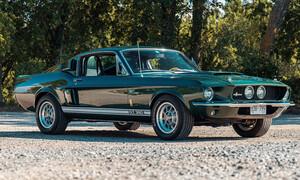 H Shelby Mustang GT350 δεν φοβάται να τα βάλει με το 2020