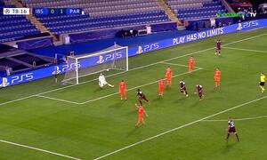 Champions League: Καθάρισε ο Κεν για τη Παρί Σ.Ζ. (video)