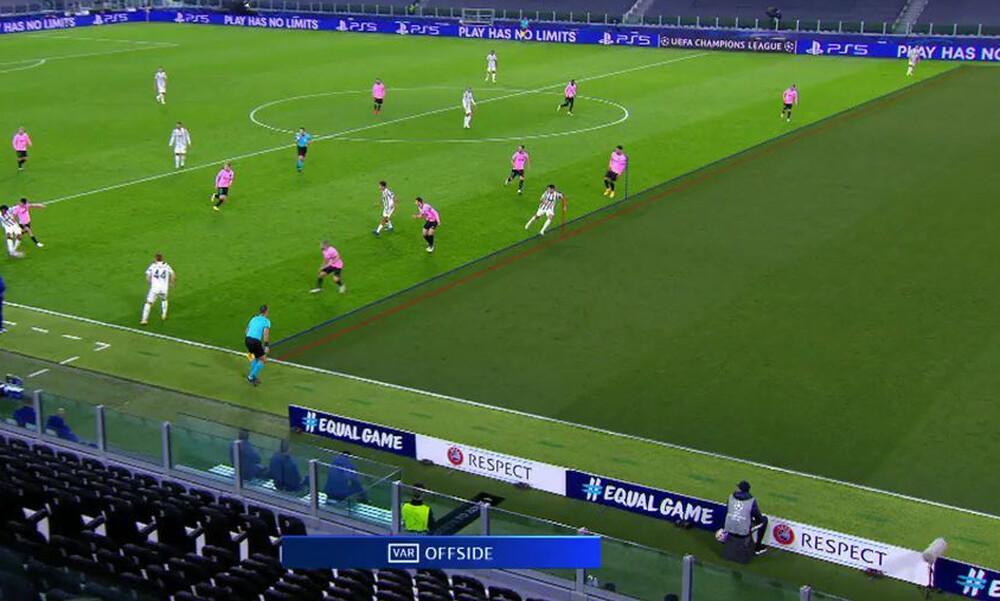 Γιουβέντους-Μπαρτσελόνα: Τρία γκολ όλα οφσάιντ ο Μοράτα! (Video)