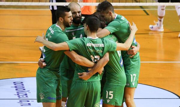 Volley League: Σε τρεις… δόσεις η 2η αγωνιστική