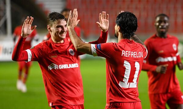 10ος όμιλος - Europa League: Η Αντβέρπ σόκαρε την Τότεναμ, νίκη σε ματσάρα η Λίντσερ
