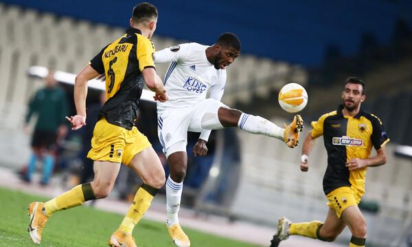 Europa League: Η βαθμολογία στον όμιλο της ΑΕΚ μετά τη 2η αγωνιστική (photos)