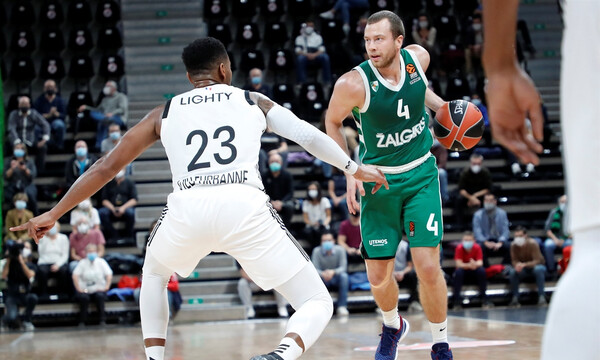 Euroleague: Στην κορυφή η Ζαλγκίρις Κάουνας - Η θέση του Παναθηναϊκού ΟΠΑΠ και του Ολυμπιακού
