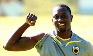 Ταμαντανί Ενσαλίβα: Το επικό video clip του για το γήπεδο της ΑΕΚ (video+photos)