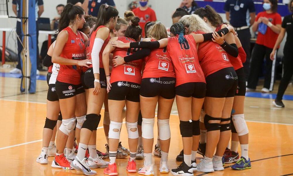 Volley League Γυναικών: Αναβλήθηκε και το Αίας-Πορφύρας από τον Β' όμιλο