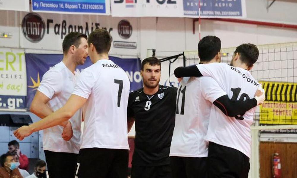 Volley League: Αναβολή στο ΠΑΟΚ-ΟΦΗ
