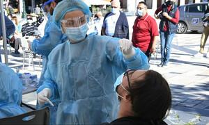 Κορονοϊός: Νέο «μαύρο» ρεκόρ - 1.690 νέα κρούσματα και 128 διασωληνωμένοι