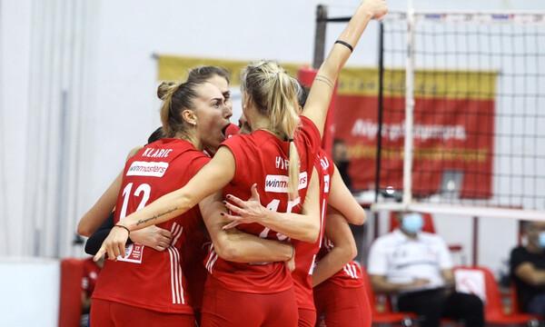 Volley League Γυναικών: Πανέτοιμα για το «διπλό» στη Φιλαδέλφεια τα κορίτσια του Ολυμπιακού