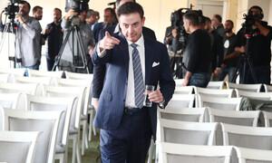 Πρόθυμος να προπονήσει την Ελλάδα στο Προολυμπιακό Τουρνούα ο Ρικ Πιτίνο