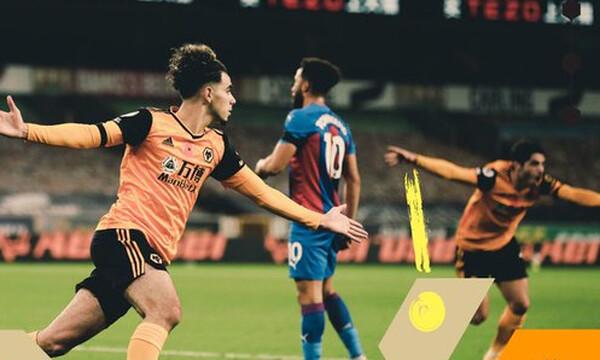 Premier League: Νίκη για την Γουλβς με δράστη τον Ποντένσε