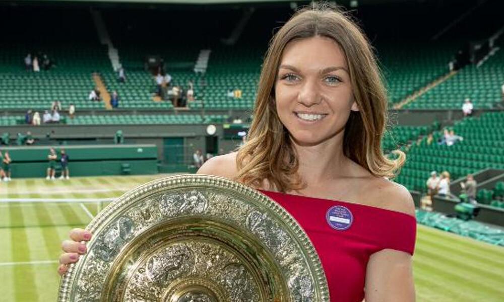 Τένις: Θετική στον κορονοϊό η Σιμόνα Χάλεπ!