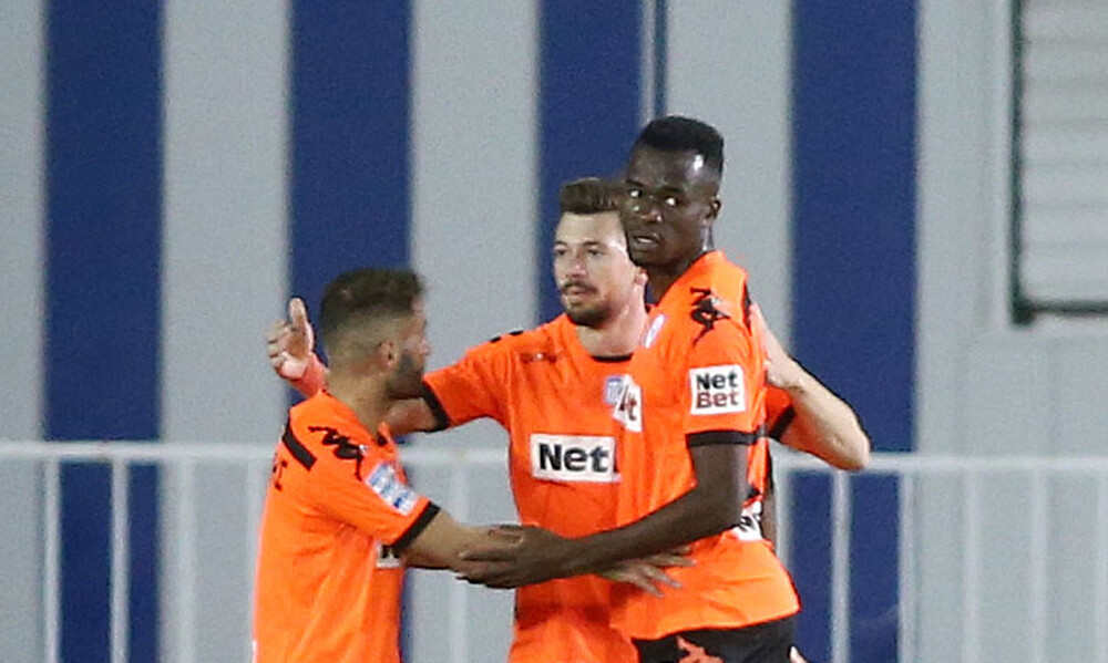 Super League: Έτσι πέρασε από το Περιστέρι ο ΠΑΣ Γιάννινα (video+photos)