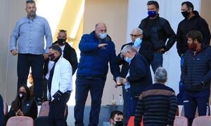 ΝΠΣ Βόλος-ΑΕΛ: Το αιχμηρό σχόλιο του Μπέου για τη διαιτησία