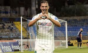 Λαμία-Παναθηναϊκός 0-2: Έπιτέλους έκανε... like με Καρλίτος και Διούδη (video+photos)