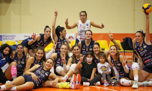 Volley League Γυναικών: Το 3Χ3 πανηγύρισε ο Πανναξιακός με 3-1 σετ επί της Θέτιδας Βούλας (photos)