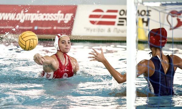 Α' Εθνική Γυναικών: Μόνος στην κορυφή ο Ολυμπιακός, μετά τη νίκη με 18-5 επί του ΝΟ Ρεθύμνου(photos)