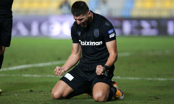 Παναιτωλικός-ΠΑΟΚ: Τρομερό ξέσπασμα από τον Τσόλακ μετά το 1-3 (video+photos)
