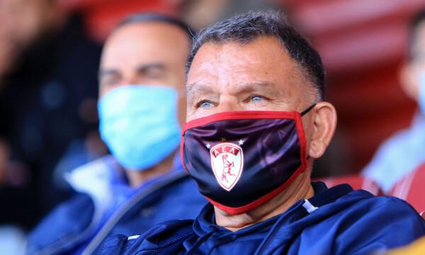 Βλέπει... σκιές ο Κούγιας στη νίκη του ΠΑΟΚ στο Αγρίνιο