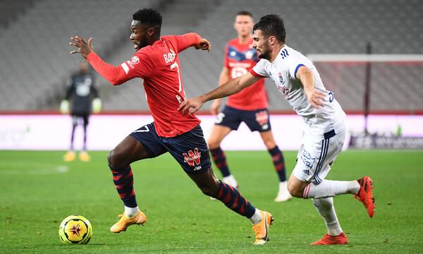 Ligue 1: Μοιρασιά για Λιλ και Λιόν (video)