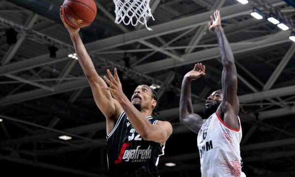 Lega Basket: Φανταστική ενέργεια Τεόντοσιτς-Χάντερ στο Ιταλικό πρωτάθλημα (vid)