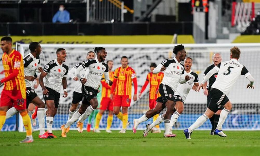 Premier League: Ανάσανε η Φούλαμ και βύθισε τη Γουέστ Μπρομ (video+photos)