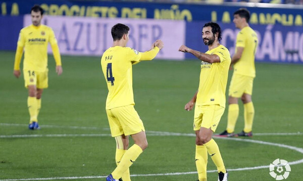 La Liga: Περίπατο η Βιγιαρεάλ και τρίτη θέση! (video+photos)