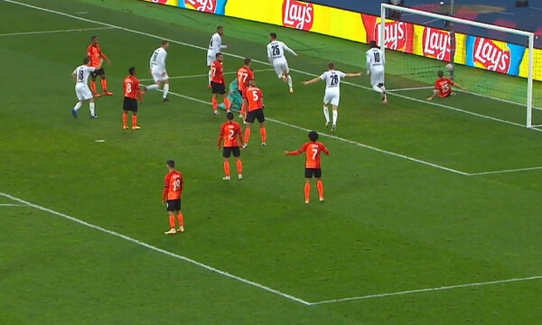 Champions League: Σαρωτικό ημίχρονο η Γλάντμπαχ, 0-4 την Σαχτάρ! (videos)