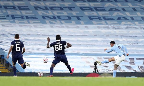 Μάντσεστερ Σίτι - Ολυμπιακός: Απίστευτο γκολ του Ζεσούς (video)