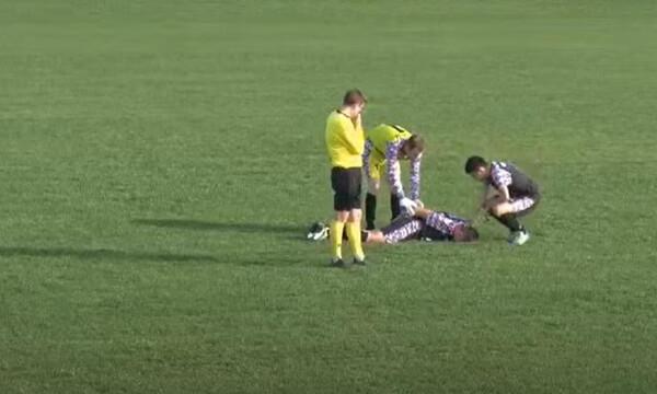 Ο πιο σύντομος αγώνας ποδοσφαίρου! Έληξε μετά από 9 δευτερόλεπτα (photos+video)