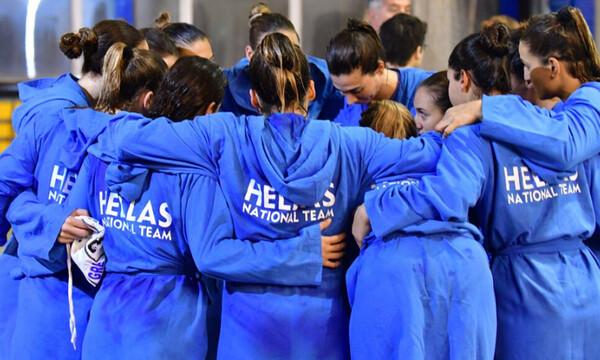 Πόλο: Στον Άγιο Κοσμά η προετοιμασία της Προολυμπιακής ομάδας των Γυναικών