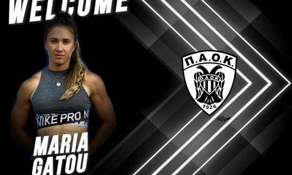 Στίβος: Η 29χρονη δρομέας, Μαρία Γάτου στον ΠΑΟΚ!