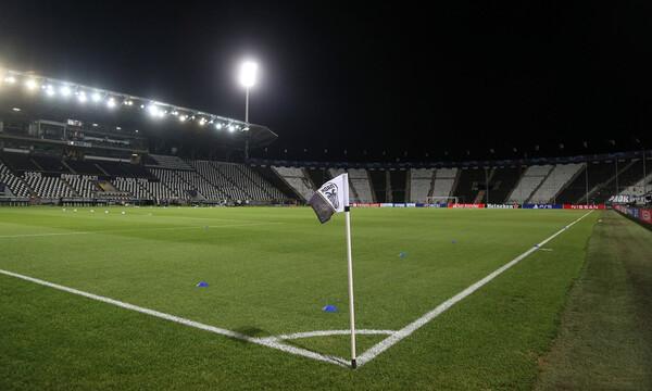 ΠΑΟΚ - Αϊντχόφεν: Έτσι θα παίξουν οι δύο ομάδες (photos)