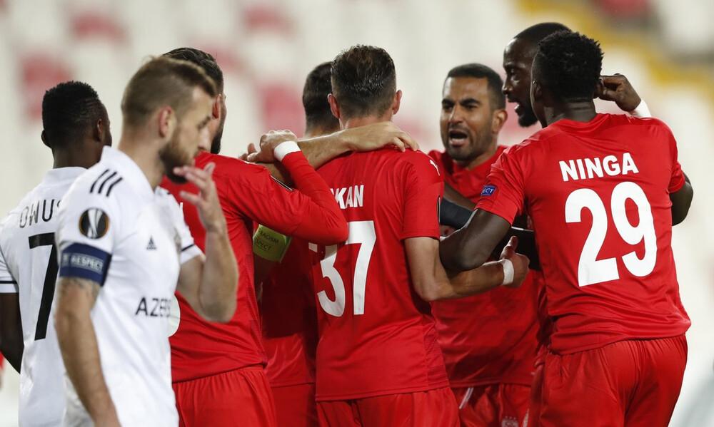 Europa League – 9ος όμιλος: Έμεινε… ζωνταντή η Σίβασπορ