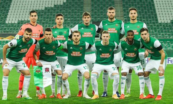 Europa League - 2ος Όμιλος: «Καθάρισε» στο φινάλε η Ραπίντ Βιέννης