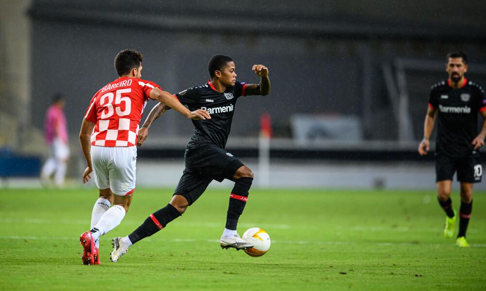 Europa League - 3ος όμιλος: Προβάδισμα για Σλάβια, Λεβερκούζεν