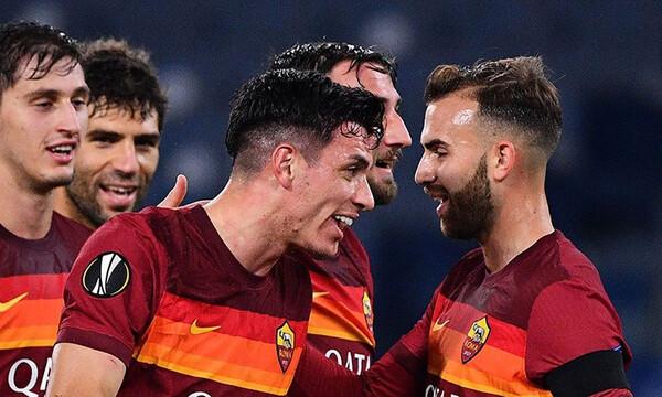 Europa League - 1ος όμιλος: «Πεντάρα» και κορυφή η Ρόμα (video)