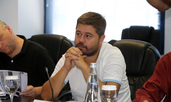 ΠΑΟΚ: Στο νοσοκομείο ο Γκαγκάτσης, διαγνώστηκε με κορονοϊό ο Ιωσηφίδης (photos)