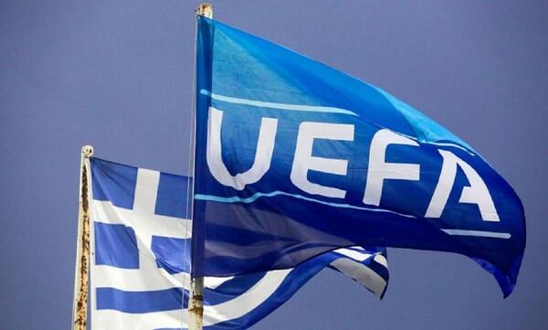 UEFA ranking: Μια ανάσα από τη 16η θέση η Ελλάδα, μετά τις νίκες ΑΕΚ και ΠΑΟΚ (photo)
