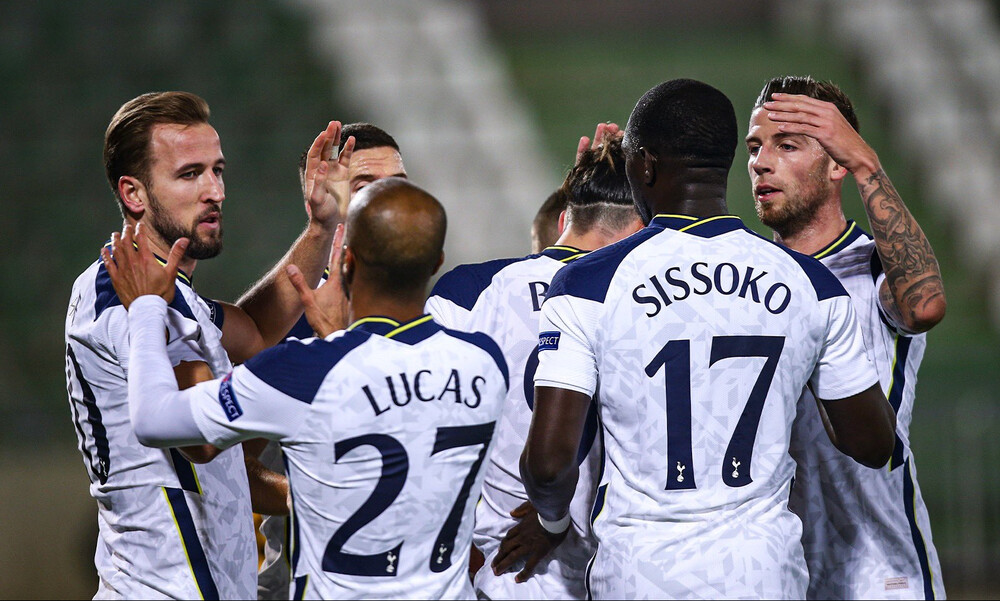 Europa League – 10ος όμιλος: «Διπλό» πρόκρισης η Τότεναμ – Νίκη η Λίντσερ