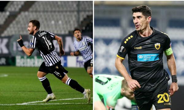 Europa League: Ζίφκοβιτς και Μάνταλος στην καλύτερη ενδεκάδα της αγωνιστικής