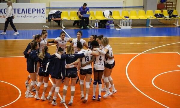 Volley League Γυναικών: Ανακοίνωση-απάντηση από τον ΑΟ Θήρας
