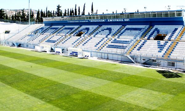 Super League: Αλλαγή ώρας στο Απόλλων Σμύρνης-ΠΑΟΚ
