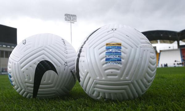 Super League: To νέο πρόγραμμα της 8ης αγωνιστικής μετά τις αναβολές (photos)