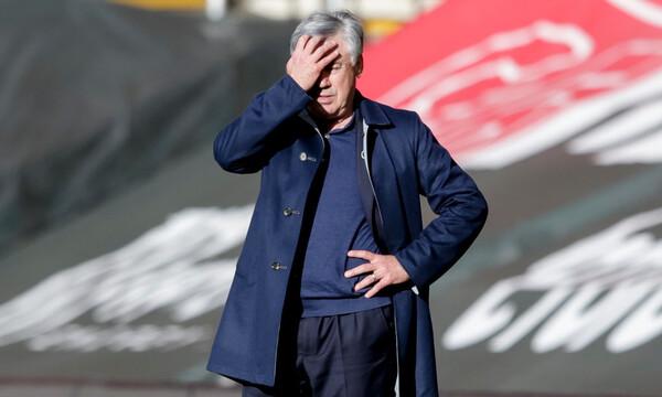 Premier League: Αρνητικό ρεκόρ για Αντσελότι…