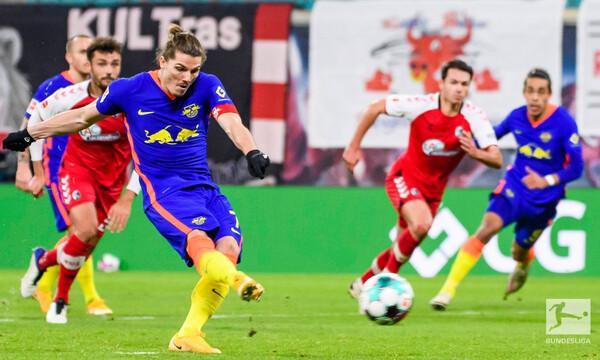 Bundesliga: Εντυπωσιακές Λειψία και Ουνιόν, ισόπαλο το ντέρμπι της… ουράς (videos)