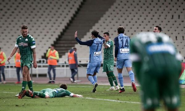 Παναθηναϊκός-Ατρόμητος 0-1: Ο Χριστοδουλόπουλος «σκότωσε»… το πτώμα! (Photos & Videos)