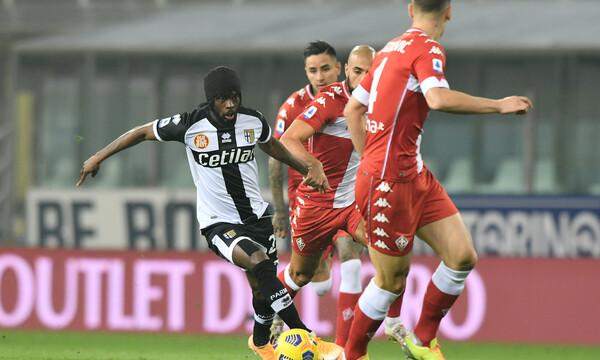 Serie A: Η απόλυτη μετριότητα για Πάρμα και Φιορεντίνα (Photos)