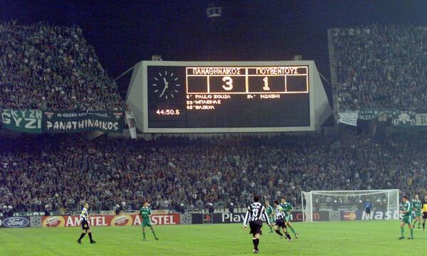 8-11-00: Τότε που ήταν Panathinaikos! (Photos & Videos)